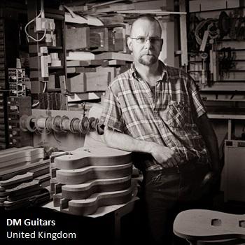 DM Guitars